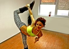 Impact Intense Morning Power Vinyasa Yoga Class Calorie Burn Off Interme...