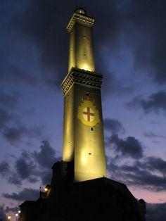 genova   Genova - Genua me Genuit: La lanterna di Genova