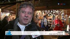 Hermann Maier - Stargast bei der Eröffnung des CentrO Weihnachtsmarktes mit eigener FlachauAlm und Flachau Winterwelt in Oberhausen (D) #hermann_maier #flachau