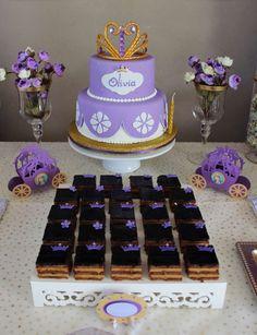 Princess Sofia Cake My Creations Pinterest Cakes