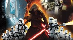 New poster art from Star Wars Celebration shows Sith villain Kylo Ren and his Stormtrooper army from The Force Awakens. Sith, Star Wars Episodio Vii, Jurassic World Set, Awsome Pictures, Random Pictures, Star Wars 7, Star Wars Celebration, Episode Vii, Star Wars Poster