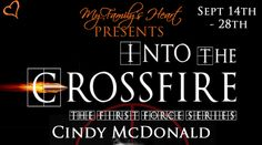 "Cat's Reviews: ""Into the Crossfire""  (Cindy McDonald)  ★★★★★  wit..."