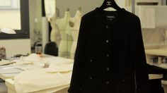 The little black jacket....  #chanel #beautiful