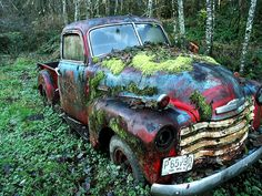 '48 Chevy by Compassionate, via Flickr