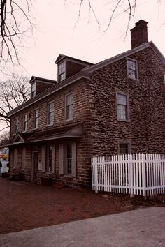 The Johnson House - Built between 1765 and 1768, the House has been witness to two events that shaped Philadelphia and America's history. The Battle of Germantown in 1777 and as a stop on the Underground Railroad years later. johnsonhouse.org