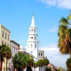 Good morning from Charleston