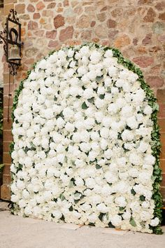 Picture Perfect Backdrop: http://www.stylemepretty.com/2015/07/17/26-floral-arches-that-will-make-you-say-i-do/