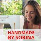 HANDMADE BY SORINA Bacon, Food And Drink, Handmade, Hand Made, Craft, Handarbeit
