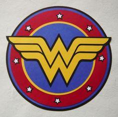 Símbolos de la Mujer Maravilla.