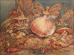 Faeries and Little Folk: Peg Maltby's Fairy Folk