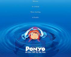 Ponyo. My boys love this movie.