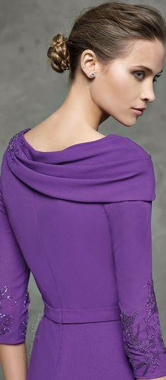 Pronovias Purple 2016