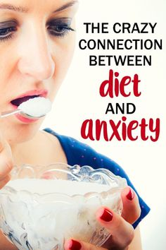 Anxiety and Diet - get natural anxiety relief with simple diet changes
