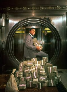 Funny pictures about Muhammad Ali And His Winnings. Oh, and cool pics about Muhammad Ali And His Winnings. Also, Muhammad Ali And His Winnings photos.