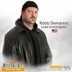 Robb Demarest - Haunting:Australia