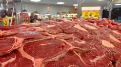 Açougue Big Boi a carne aqui é nosso ouro vermelho