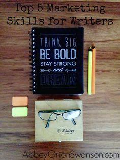Top 5 Marketing Skil