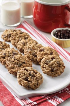 Bake Santa's favorite this holiday season, the Original Oatmeal Raisin Cookie with Sun-Maid Raisins!