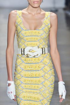The Blonds Spring 2014 - Details http://misqueridasfashionistas.blogspot.com.es/