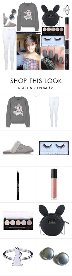 """""""Ashlee: October 4, 2016"""" by disneyfreaks39 ❤ liked on Polyvore featuring Markus Lupfer, Miss Selfridge, Australia Luxe Collective, Huda Beauty, Christian Dior, Givenchy, Bare Escentuals, L.A. Colors, Disney and Rachel Balfour Jewellery"""