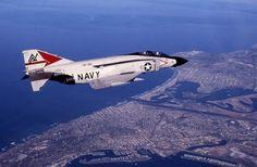 Phantom over San Diego, 1981.