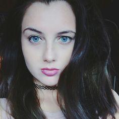 #polishgirl #brunette #blueeyes #makeup #beautiful #holiday #polska 💋