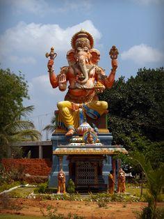 Bangalore, India    Gods I by markocavka