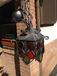 Lampada da esterno new color