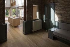"""Catherine's House"" à Dublin par Ryan W. Decor, Furniture, Room, House, Home, Room Divider, Oak, Divider, Kitchen Extension"