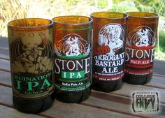 Super Saturday Craft Ideas for Christmas - How great an idea is this??? So unique for the brew lover in your family.