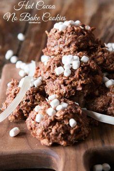 hot cocoa no bake cookiesReally nice recipes. Every hour.Show me  Mein Blog: Alles rund um Genuss & Geschmack  Kochen Backen Braten Vorspeisen Mains & Desserts!