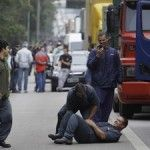 Filas de 50 km na entrada do Porto de Santos mostram a piada em que se transformou o governo do PT