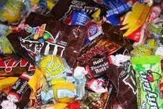 Halloween Trick or Treat Candy |