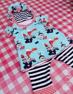 Rosita, Shirt-Schnitt von Bienvenido Colorido, ab dem 5.6. bei Farbenmix.de