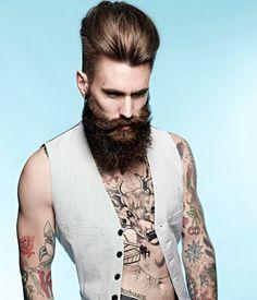 Finde deine neuen Lieblings Männerhhaar Trends jetzt auf www.my-hair-and-me.de