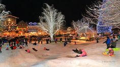 Leavenworth Washington Hotels, Lodging, Festivals & Events