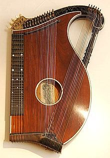 A zither is an instrument similar to the harp and the guitar. It can be played… Sound Of Music, Kinds Of Music, Music Love, My Music, Prop Design, Folk Music, Musical Instruments, Fingers, Instrumental