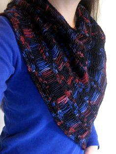 This shooting stars cowl reminds me of fireworks