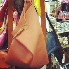 Leather backpack unique, made in Indonesia #IloveIndonesia