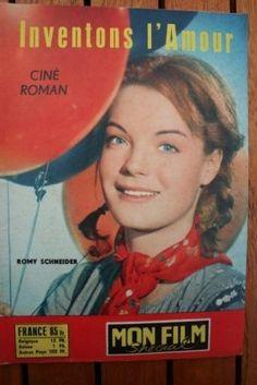 1958 Romy Schneider Evi Maltagliati Gino Cervi 1