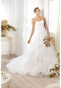 Vestidos de noiva Pronovias Leiben 2014