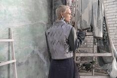 Коллекция Натальи Чекуновой / «Princess of escape» / Collection of Natalia Chekunova / «Princess of escape» / B&D / 2018 Ruffle Blouse, Tops, Women, Fashion, Moda, Fashion Styles, Fashion Illustrations, Woman