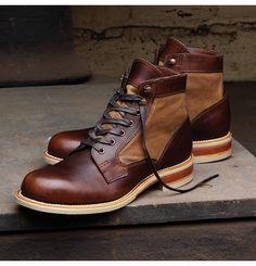 The Best Men's Shoes And Footwear : Men's Whitepine 1000 Mile Boot – – Casual Shoes Stylish Men, Men Casual, Men's Casual Shoes, Formal Shoes, Casual Outfits, Celebridades Fashion, Men Dress, Dress Shoes, Mode Man