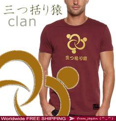 MITSU KUKURI SARU - Kawaii girl japanese T shirt from Japan- Size man/woman 13 color best shirt
