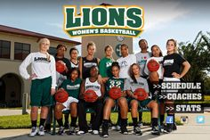 Explore this interactive image: Saint Leo Women's Basketball by Taylor1McGillis. ThingLink.