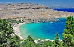 Beaches in Rodos - Enjoy the sea and sun