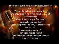 Drake feat  Lil Wayne - The Motto (Lyrics)