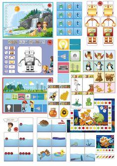 Groot spellenpakket voor kleuters bij Kinderboekenweek 2015, Raar, maar waar!