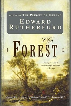 The Forest by Edward Rutherford