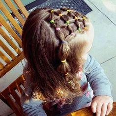 Coiffure Petite Fille Pour Ecole – 20 Modèles | Coiffure simple et facile